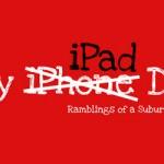 Friday iPad Dump: My Boys