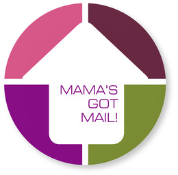 Mama's Got Mail Logo