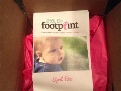 LittleEcoFootprint April 2013 Review