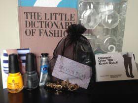 Coco Rocha Fancy Box