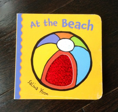 Priddy Books - At The Beach