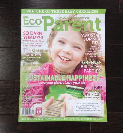 EcoParent Magazine - Summer 2013 Issue