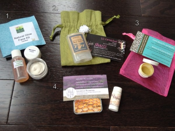 Sweet Delight Divalicious Sample Box — Skincare