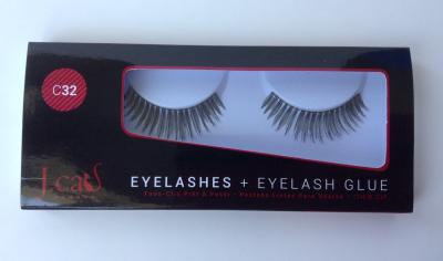 J.Cat Beauty - Eyelash + Eyelash Glue (ipsy Glam Bag - June Review)