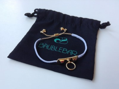 BaubleBar- O-Ring Stud Wrap (ipsy Glam Bag - June Review)