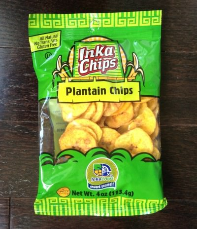 Inka Chips - Plantain Chips