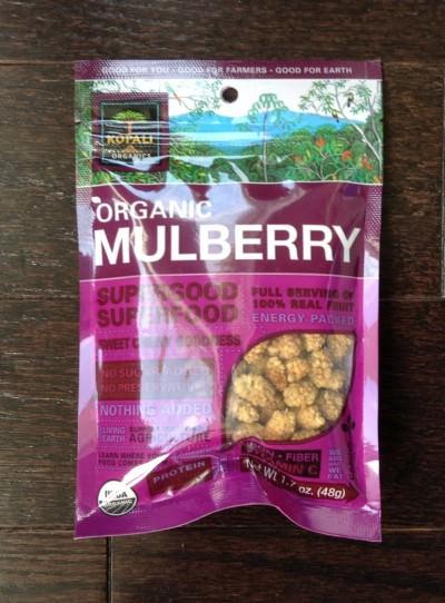 Kopali Organics - Organic Mulberry