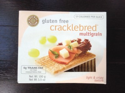 Natural Nectar Gluten Free Cracklebred