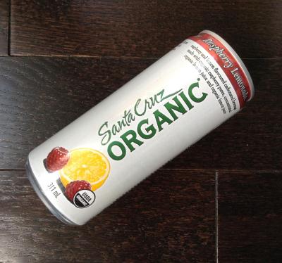 Santa Cruz Organic - Raspberry Lemonade