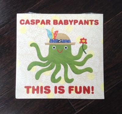 Caspar Babypants - This is Fun Album
