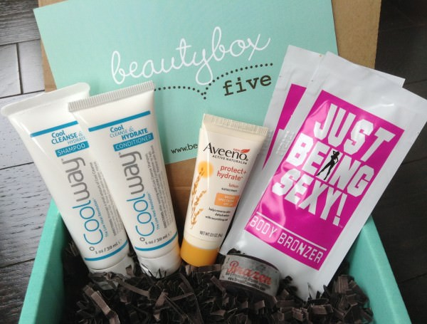Beauty Box 5 - June Review