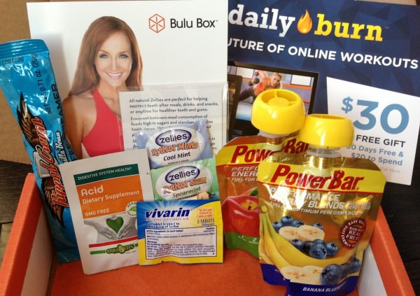Bulu Box - July Review