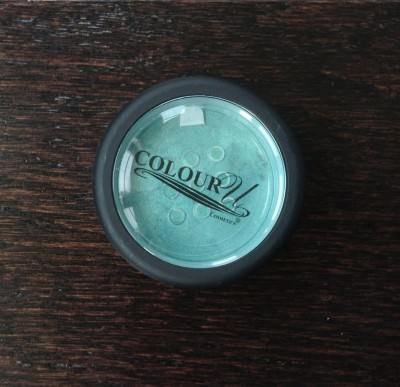 Colour U Cosmetics Loose Shadows - Caribbean Sea
