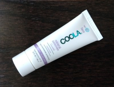 Coola Mineral Face SPF 20 Unscented Moisturizer (ipsy Glam Bag – July Review)
