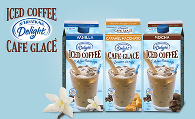 International Delight Iced Coffee Review - BzzAgent Campaign