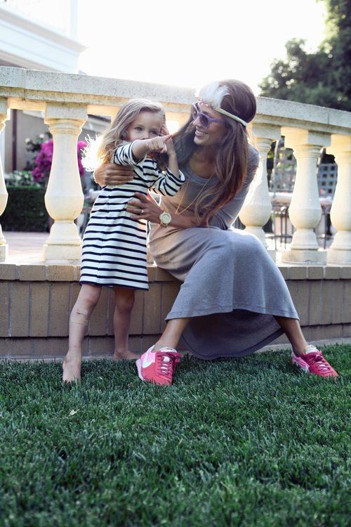 Sonnet James: Play Dresses for Playful Moms