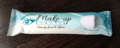 White Towel Makeup Remover