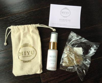 Miyu Teas & Beauty - Hydrate Mi & Beauty Tea Sachet