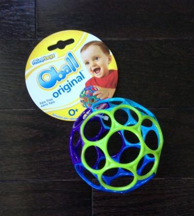 "Rhino Toys - 4"" oBall"