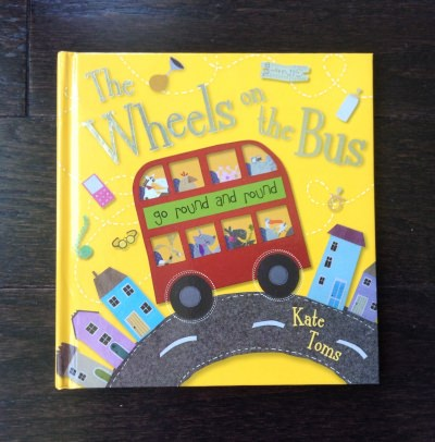 Make Believe Ideas Book - The Wheels on the Bus