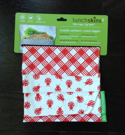 LunchSkins Sandwich & Snack Bag