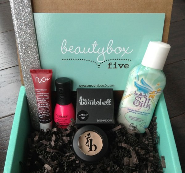 Beauty Box 5 – August Review