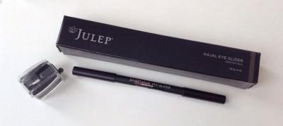 Kajal Eye Glider (Brown Shimmer & Carbon Black) w/ Sharpener