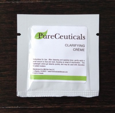 PureCeuticals Clarifying Creme (Lip Factory Inc. - July Review)