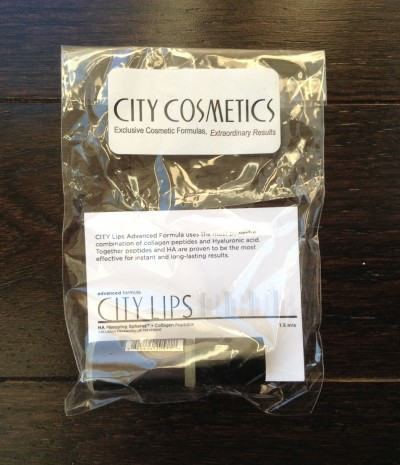City Cosmetics - City Lips