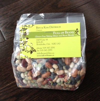 Deluxe Soup Mix from Full of Beans (Bornholm, ON)