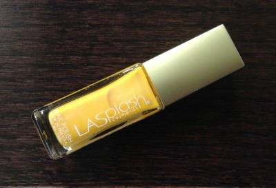 LASplash Nail Polish - Blowfish (Lip Factory Inc. - July Review)