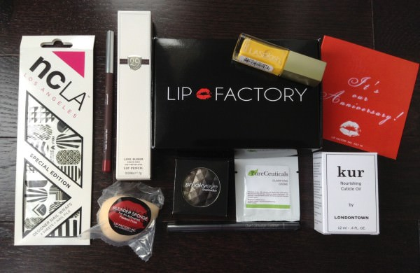 Lip Factory Inc. - July Review