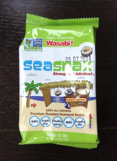 SeaSnax - Seaweed Snacks