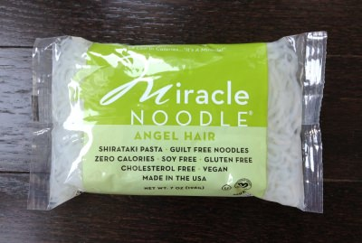 Miracle Noodles - Angel Hair Noodles