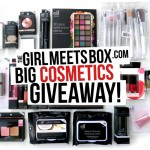 Girl Meets Box Big Cosmetics Giveaway