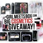 Girl Meets Box Big Cosmetics Giveaway