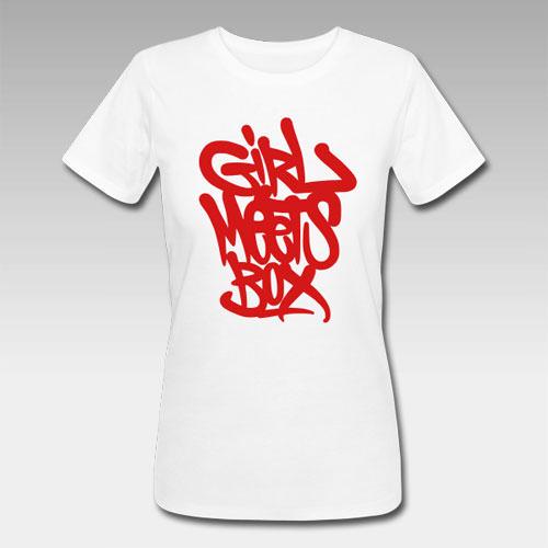 Girl Meets Box T-Shirt