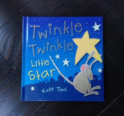 Make Believe Ideas - Twinkle Twinkle Little Star Book