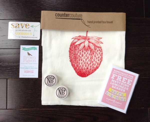 Poppy Parcel – August Review