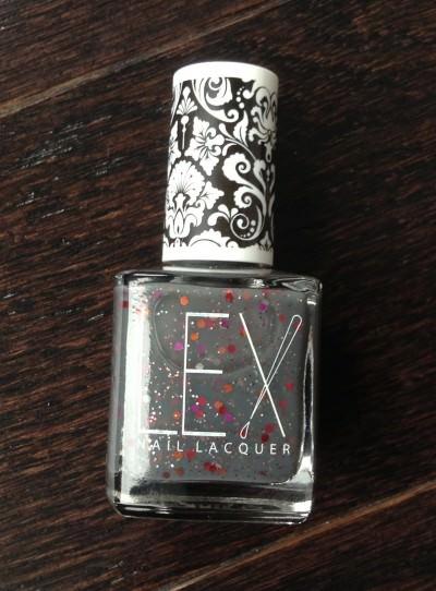 LEX Cosmetics Nail Polish (Dying Embers)