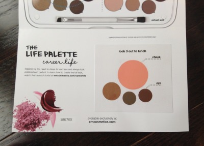 The Life Palette