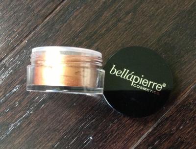 Bella Pierre Cosmetics Celebrations Shimmer Powder