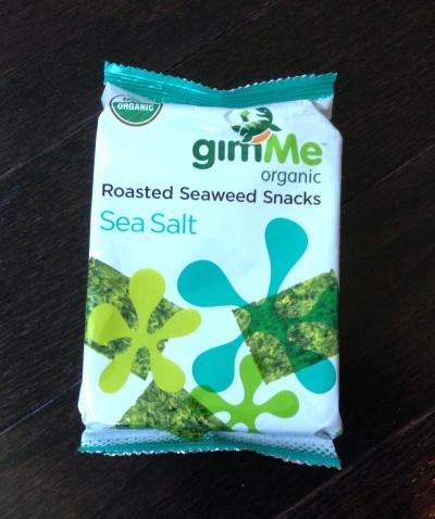 Gimme Organic Seaweed Snack