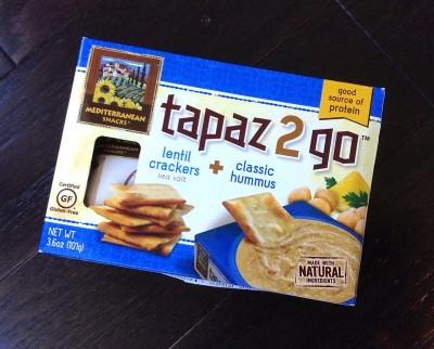 Mediterranean Snacks Tapaz 2 Go