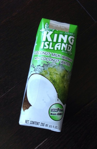 King Island Coconut Milk