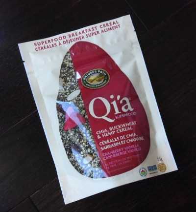 Nature's Path Q'ia Superfood Cereal (Cranberry Vanilla)