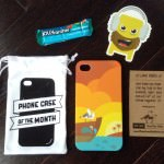 Phone Case of the Month Review + GIVEAWAY! – October 2013