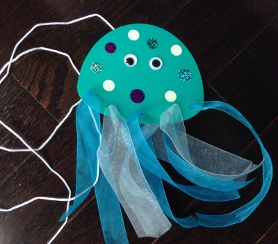 My Racing Jellyfish