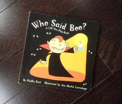 Who Said Boo? - Little Simon