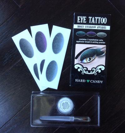 Hard Candy Eye Tattoo